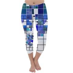 Design Capri Winter Leggings