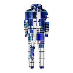 Design Hooded Jumpsuit (Kids)