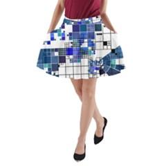 Design A-Line Pocket Skirt
