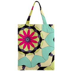 Pink Flower Classic Tote Bag