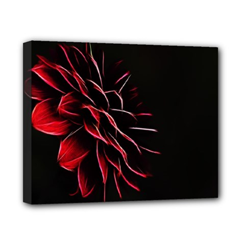 Pattern Design Abstract Background Canvas 10  X 8