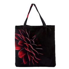 Pattern Design Abstract Background Grocery Tote Bag
