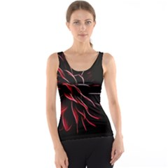 Pattern Design Abstract Background Tank Top
