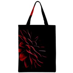 Pattern Design Abstract Background Zipper Classic Tote Bag