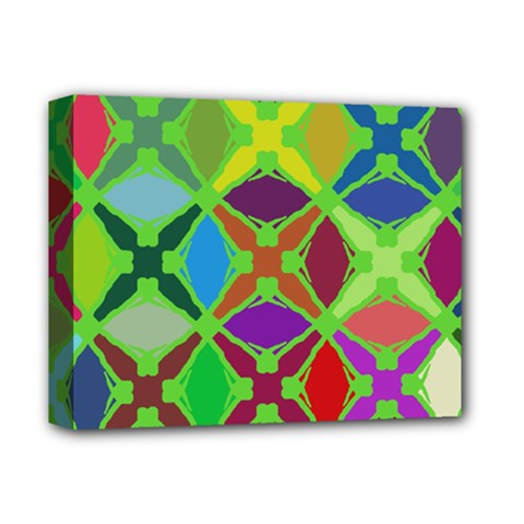 Abstract Pattern Background Design Deluxe Canvas 14  x 11