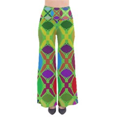 Abstract Pattern Background Design Pants