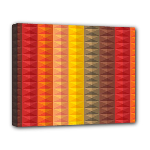Abstract Pattern Background Deluxe Canvas 20  x 16