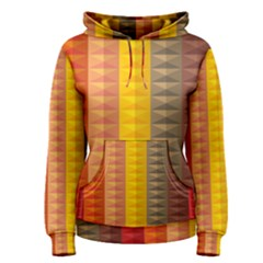 Abstract Pattern Background Women s Pullover Hoodie