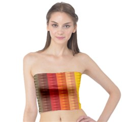 Abstract Pattern Background Tube Top