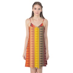 Abstract Pattern Background Camis Nightgown