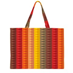 Abstract Pattern Background Large Tote Bag