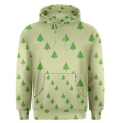 Christmas Wrapping Paper Pattern Men s Pullover Hoodie