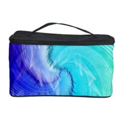 Background Colorful Scrapbook Paper Cosmetic Storage Case