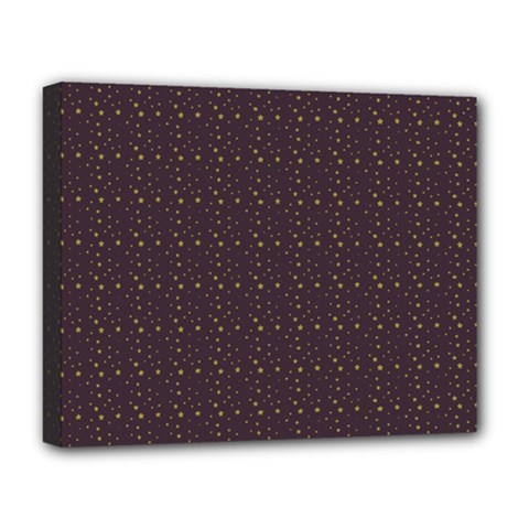 Pattern Background Star Deluxe Canvas 20  x 16