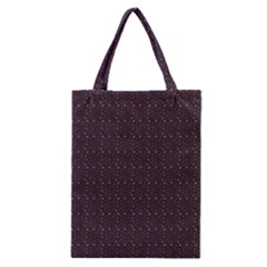 Pattern Background Star Classic Tote Bag