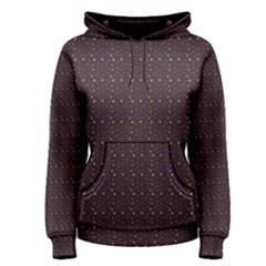 Pattern Background Star Women s Pullover Hoodie
