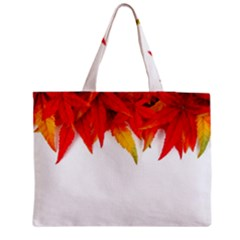 Abstract Autumn Background Bright Medium Tote Bag