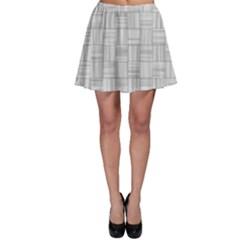 Flooring Household Pattern Skater Skirt