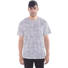 Flooring Household Pattern Men s Sport Mesh Tee