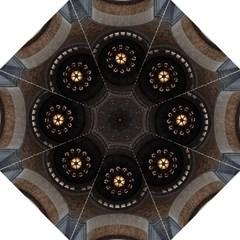 Pattern Design Symmetry Up Ceiling Hook Handle Umbrellas (medium)