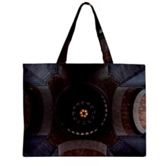 Pattern Design Symmetry Up Ceiling Mini Tote Bag