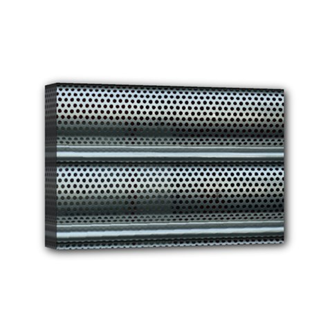 Sheet Holes Roller Shutter Mini Canvas 6  x 4