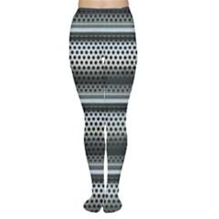 Sheet Holes Roller Shutter Women s Tights