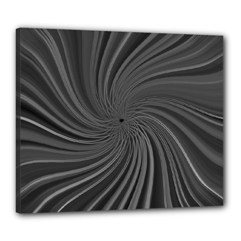Abstract Art Color Design Lines Canvas 24  x 20