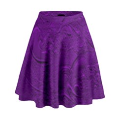Texture Background Backgrounds High Waist Skirt
