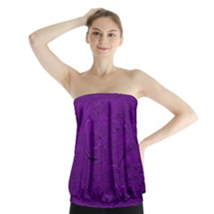 Texture Background Backgrounds Strapless Top