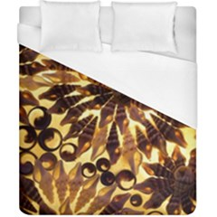 Mussels Lamp Star Pattern Duvet Cover (california King Size)