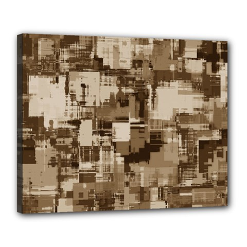Color Abstract Background Textures Canvas 20  x 16