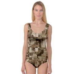 Color Abstract Background Textures Princess Tank Leotard