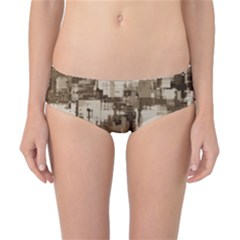 Color Abstract Background Textures Classic Bikini Bottoms