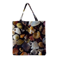 250x Sand Grocery Tote Bag