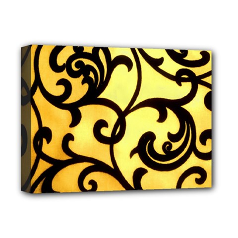 Texture Pattern Beautiful Bright Deluxe Canvas 16  x 12