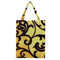 Texture Pattern Beautiful Bright Classic Tote Bag