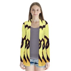Texture Pattern Beautiful Bright Cardigans