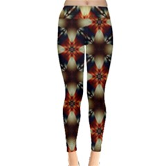 Kaleidoscope Image Background Leggings