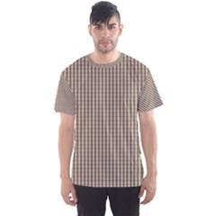Pattern Background Stripes Karos Men s Sport Mesh Tee