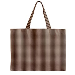 Pattern Background Stripes Karos Zipper Mini Tote Bag