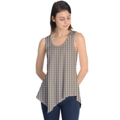 Pattern Background Stripes Karos Sleeveless Tunic