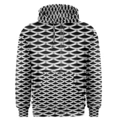 Expanded Metal Facade Background Men s Pullover Hoodie