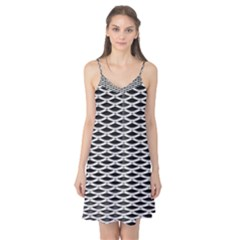 Expanded Metal Facade Background Camis Nightgown
