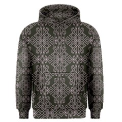 Line Geometry Pattern Geometric Men s Pullover Hoodie