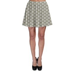 Background Website Pattern Soft Skater Skirt
