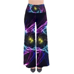 Abstract Art Color Design Lines Pants