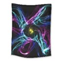Abstract Art Color Design Lines Medium Tapestry View1