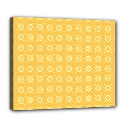 Pattern Background Texture Deluxe Canvas 24  X 20