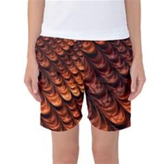 Fractal Mathematics Frax Women s Basketball Shorts
